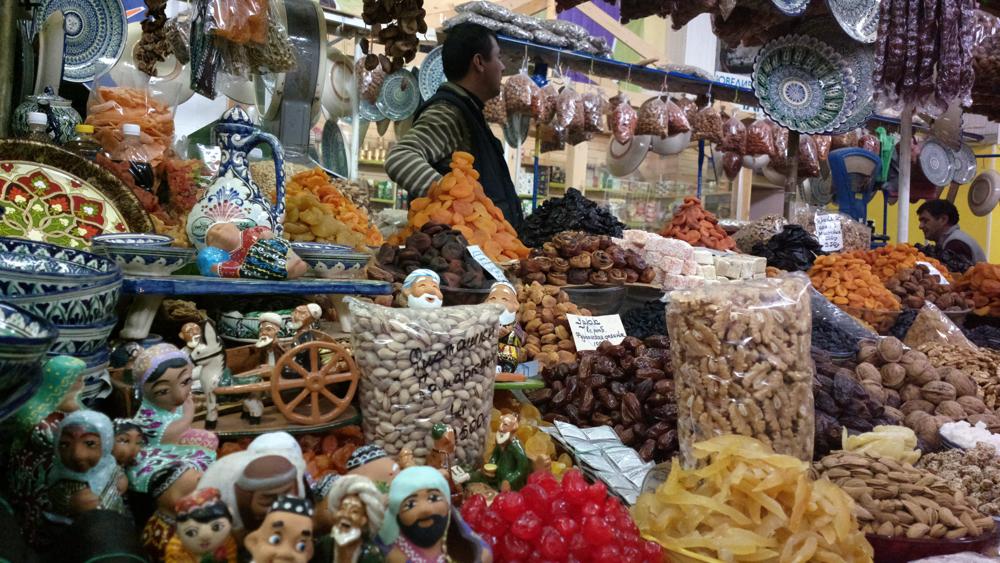 строился эпоху старые фото узбекские базары этом знал