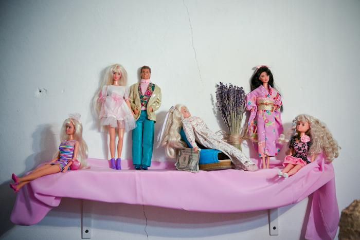 Кукольный дом: принцессы, русалки и Мэрилин Монро в ...