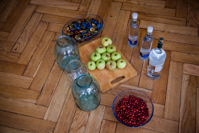 Как сделать яблочную водку в домашних условиях
