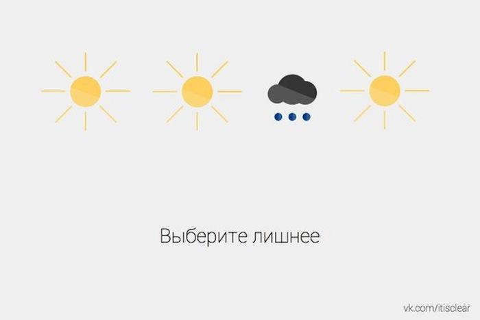 Ну и погода в Санкт-Петербурге - Погода на сентябрь