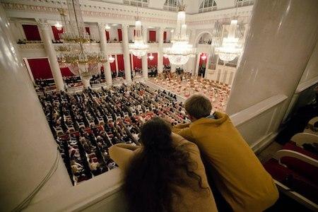 Рождественский органный концерт в Большом зале филармонии