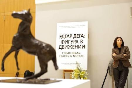 Выставка «Эдгар Дега. Фигура в движении» в Главном штабе