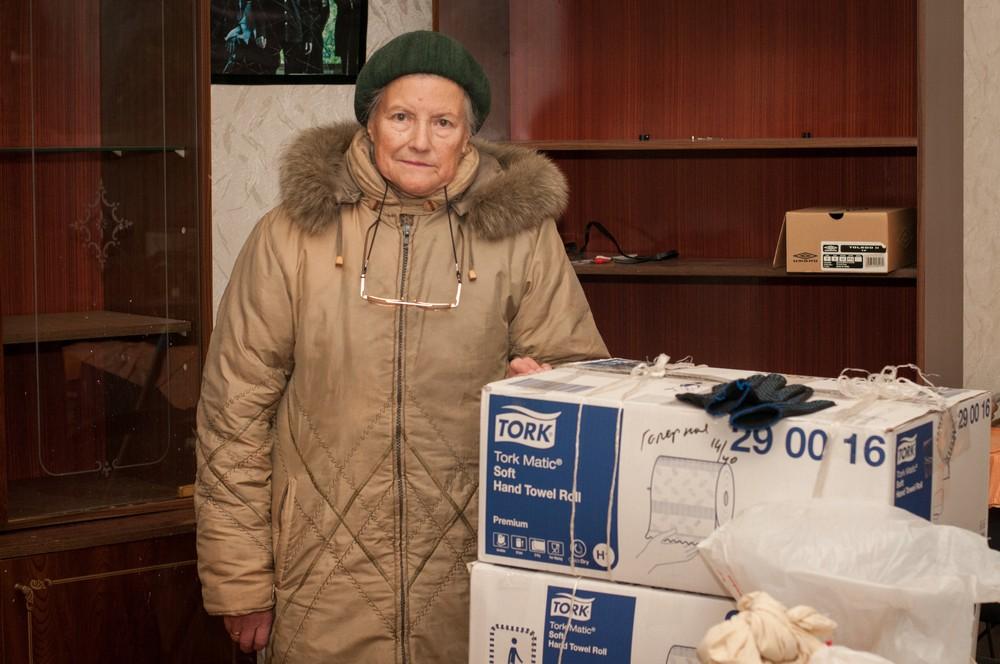 Валентина Бойцова