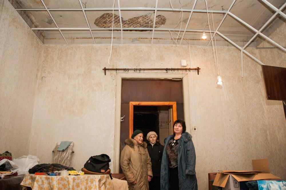 Валентина Бойцова, Людмила Макшанова и Галина Блажнова