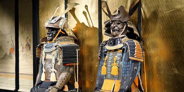«Самураи. 47 ронинов» в Музее артиллерии