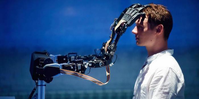 «Бал роботов» в «Ткачах»