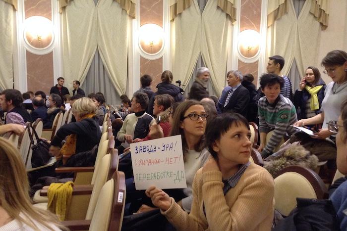 Репетиция протеста: как провалились слушания о мусоросжигательном заводе в Левашово