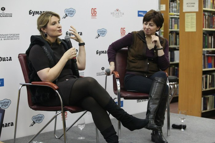 «Угадай, чего я не хочу»: Светлана Миронюк и Юлия Мучник — о судьбе СМИ в России