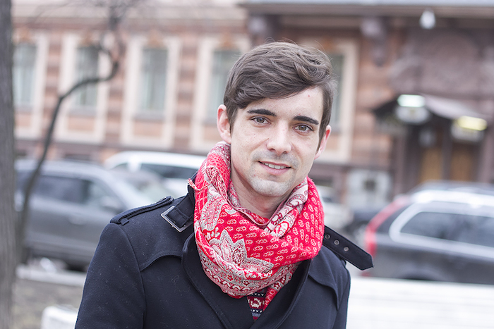 Испанец Начо Лаборда — о русском языке, уличной культуре ичистойобуви