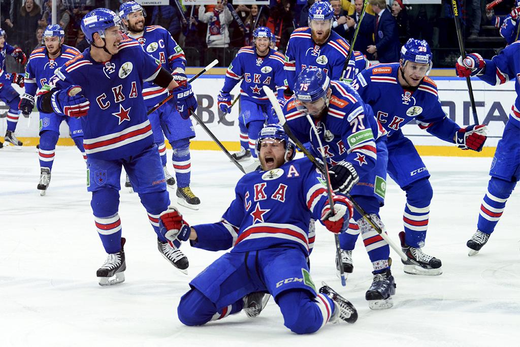 Как хоккейный СКА стал новой легендой Петербурга: история пути к финалу Кубка Гагарина