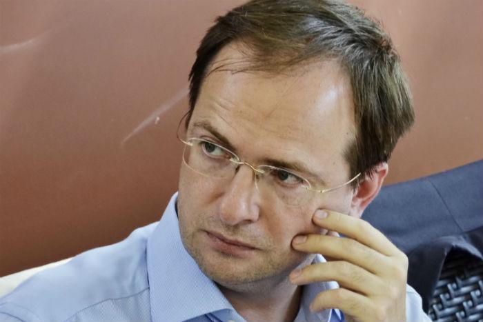 Владимир Мединский рассказал, как «спас жизнь»  Мездричу, уволив его
