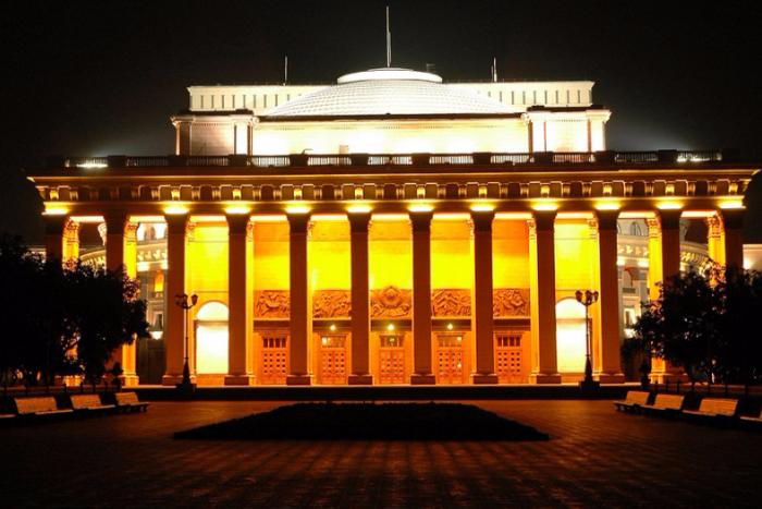 Кехман закроет Новосибирский театр на реконструкцию