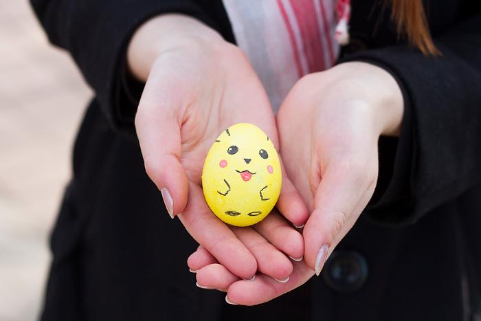14 кадров яиц перед освящением в Петербурге