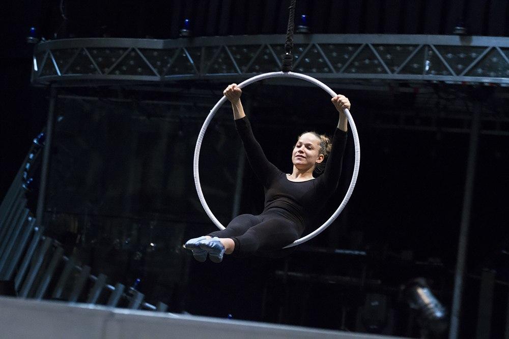 «В Петербурге есть некая печаль и грусть, как и в нашем шоу»: артисты Cirque du Soleil — о российской публике и подготовке к спектаклю