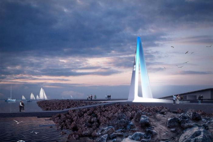 «Лахта-центр» определился с дизайном навигации комплекса