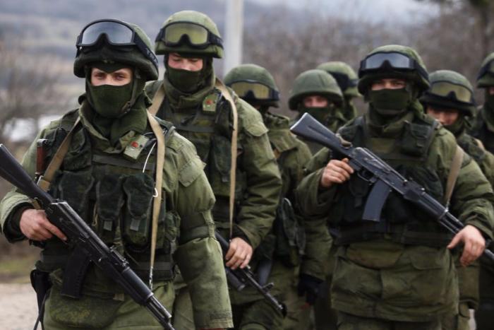 Президент объявил гостайной потери российских войск в мирное время