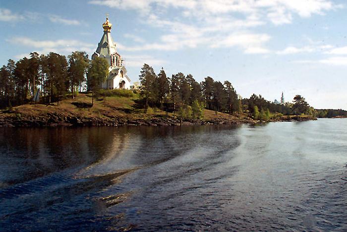 Greenpeace пожаловалась на церковное строительство на Валаамском архипелаге