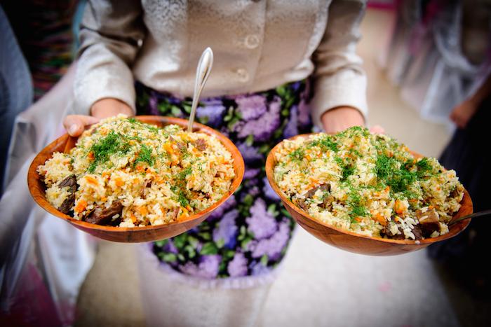 Десять аутентичных едален с восточной и азиатской кухней