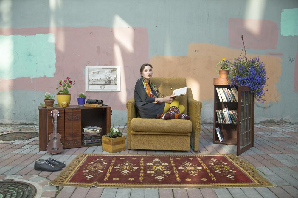 Раскладушки, кресла и ковры посреди мегаполиса: как выглядит идеальный Петербург глазами горожан
