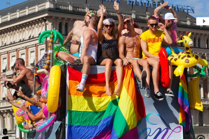 Бизнес на ЛГБТ: как Стокгольм зарабатывает на толерантности и«розовом туризме»