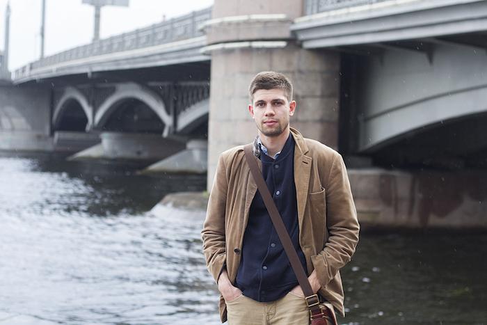 Француз Клеман Гуарнери — окультуре потребления в России, разговорах с бездомными икруассанах