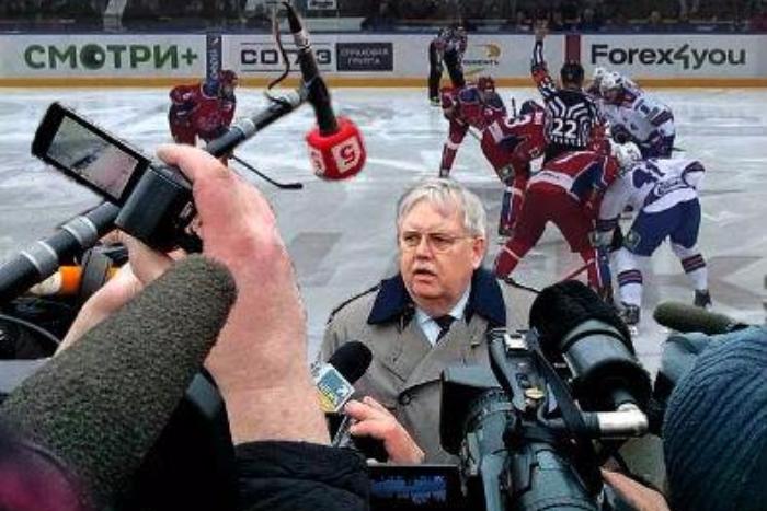 РЕН ТВ опубликовал смонтированную фотографию посла США на митинге оппозиции в Москве