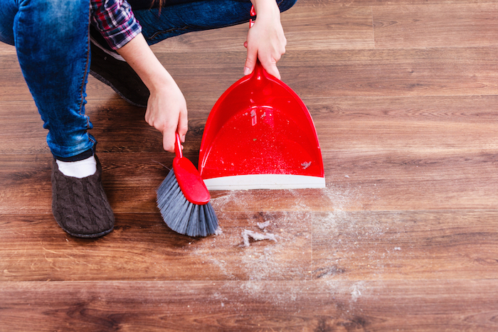 Как не перепачкать осенней грязью всю квартиру и поддерживать дом вчистоте?