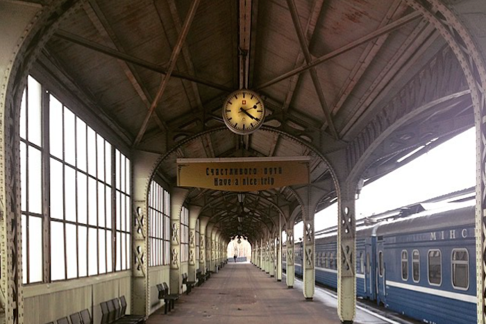Самые петербургские места вInstagram: что фотографируют наВитебском вокзале