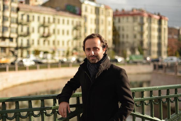 Итальянец Франческо Де-Кирико — отом, как россияне научили его любить Италию, и о плюсах петербургской угрюмости
