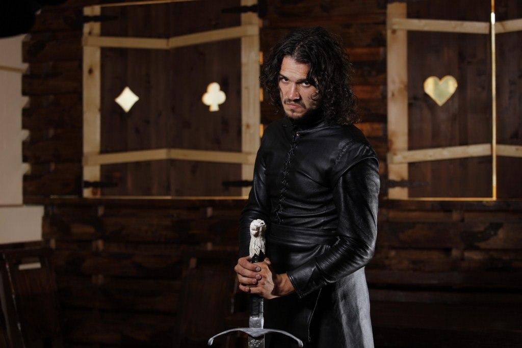 Как и зачем петербуржец стал Джоном Сноу из «Игры престолов»