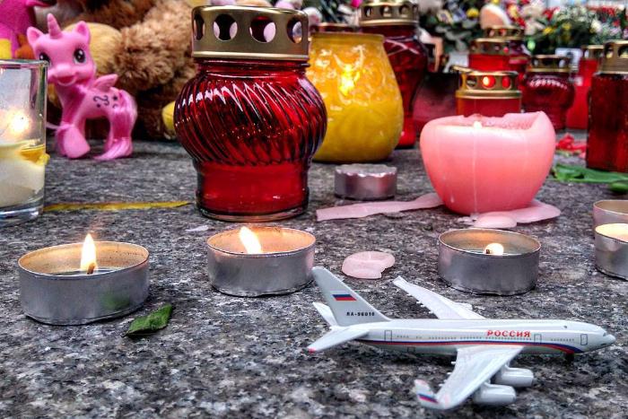 ВПетербурге начались выплаты родственникам жертв авиакатастрофы