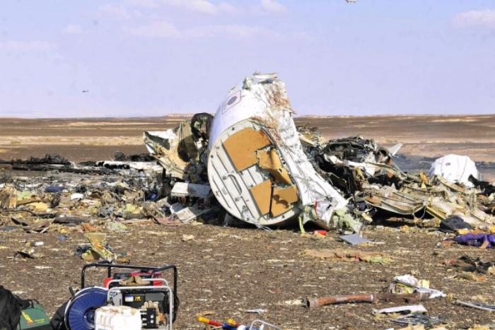 В «Когалымавиа» заявили, что самолет разрушился от внешнего «механического воздействия»