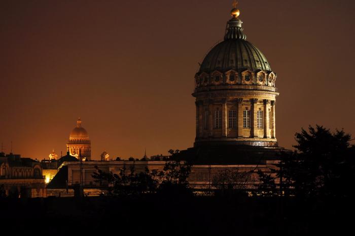 В Петербурге отменили праздничный концерт, посвященный Дню народного единства