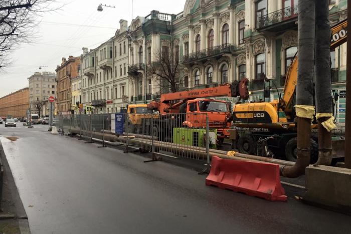 Куратор «Открытой библиотеки» рассказал о крановщике, демонстративно справляющем нужду в центре Петербурга