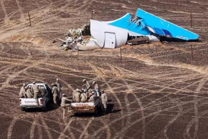 Туроператор Brisco готов доставить близких жертв авиакатастрофы в Египте к месту крушения