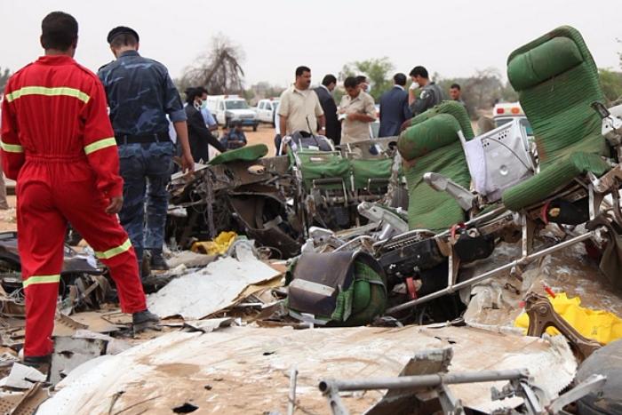 Эксперты обнаружили взрывные травмы у жертв крушения российского лайнера в Египте