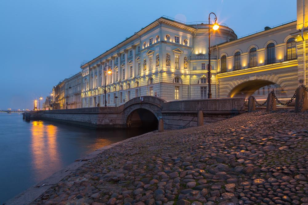 Петербург 100 лет назад: чтотворилось в Эрмитажном театре