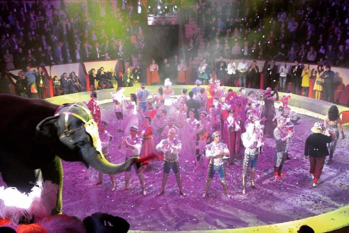 Цирк Чинизелли открыли после реставрации: 15 фотографий из Instagram с первого представления