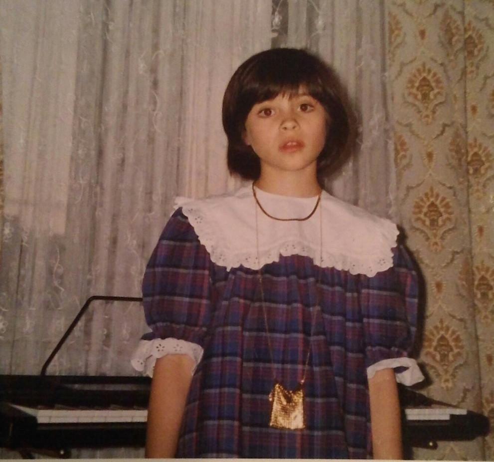 Женя Любич, 1995 год. Фото из личного архива