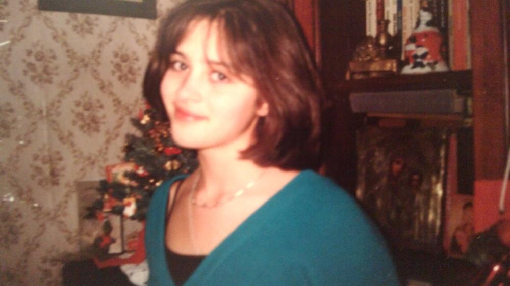 Женя Любич, 2000 год. Фото из личного архива