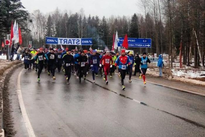 """«На """"Дороге жизни"""" не сдаются»: десять снимков марафона из Instagram участников"""