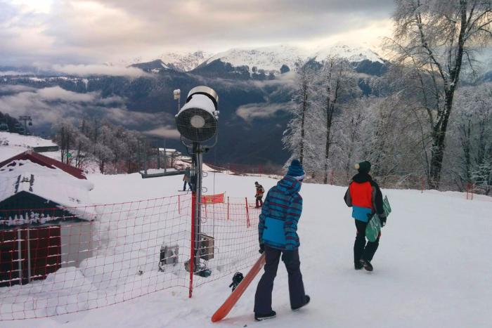 Десять горнолыжных курортов от Хибин до Кавказа: куда ехать новичкам и профессионалам