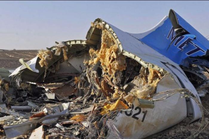 Власти Египта задержали механика, двоих полицейских и грузчика по делу о крушении A321