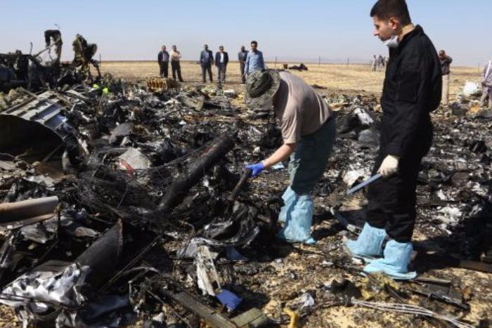 СМИ узнали, что взорвать лайнер A321 могли турецкие радикалы