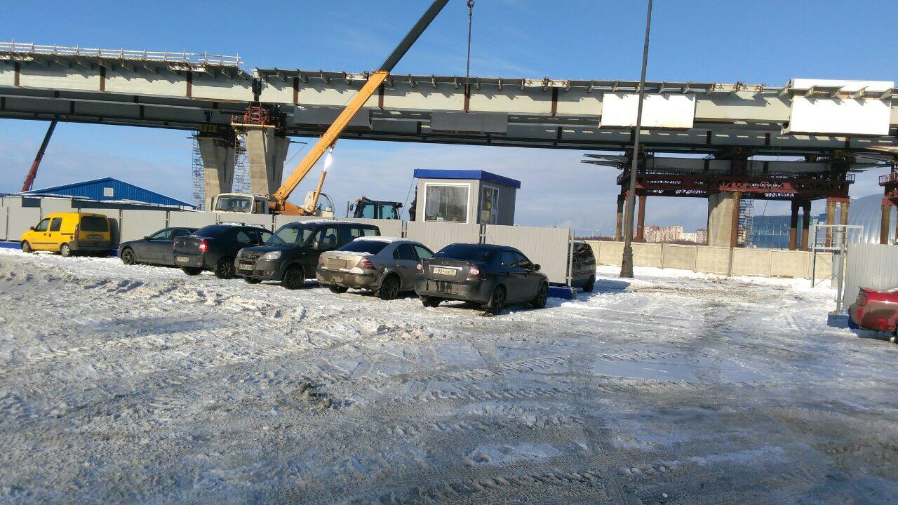 Пять стройкомпаний за свой счет построят для Петербурга необходимый к ЧМ-2018 Яхтенный мост