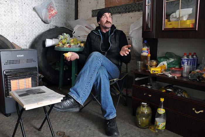 Протестный лагерь дальнобойщиков: как и зачем перевозчики неделю живут в фурах на стоянке у «Меги-Дыбенко»