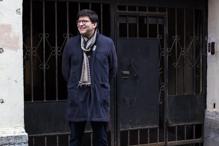 Натан Маркус, объездивший весь мир, — о еврейской общине, таксистах и селедке