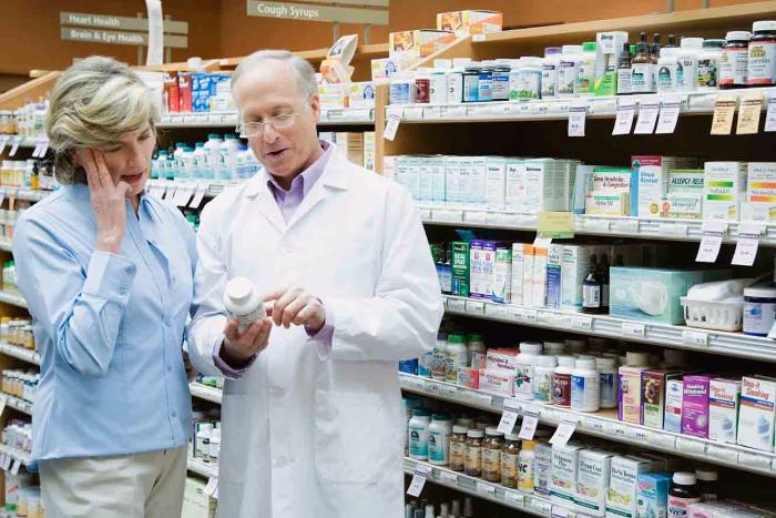 Медицинские товары и препараты