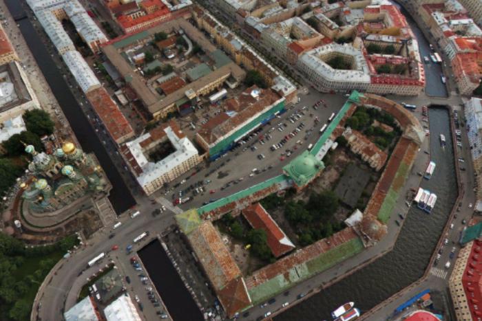 В Петербурге реновацию исторических кварталов заморозят из-за нехватки денег