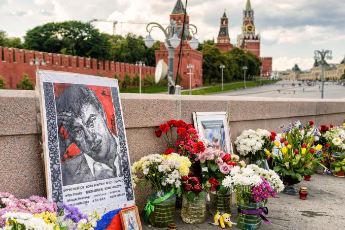«Коммерсантъ» выяснил, что предполагаемых убийц Немцова вычислили благодаря случайному звонку